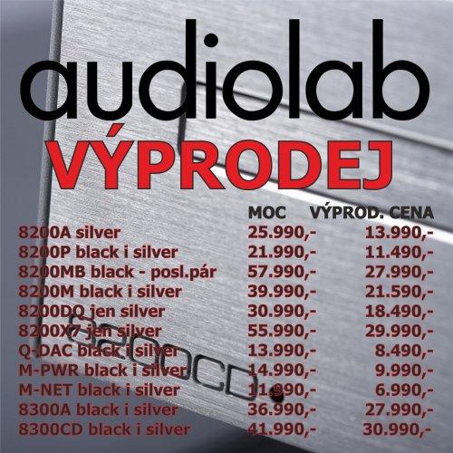 audiolab vyprodej
